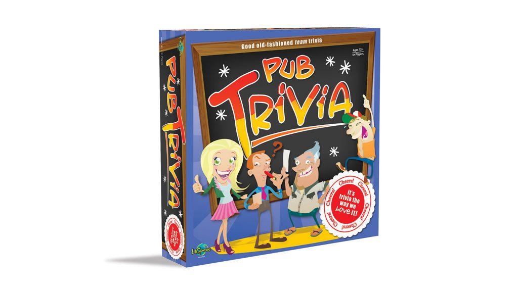 Pub Trivia game created by WildstonePKG