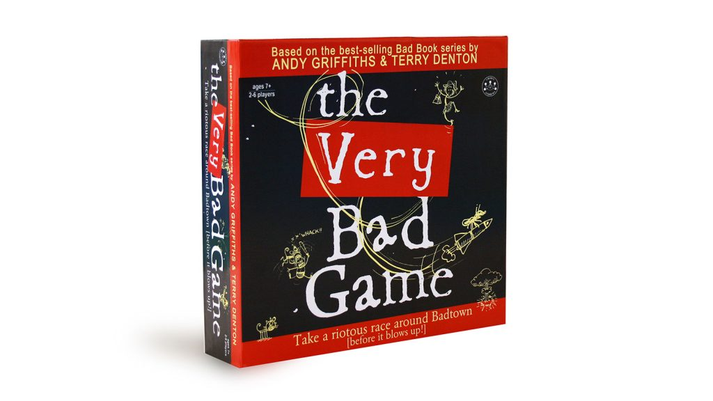 The Very Bad Game developed by Wildstone PKG
