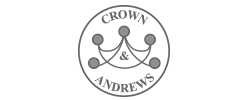 Crown and Andrews logo