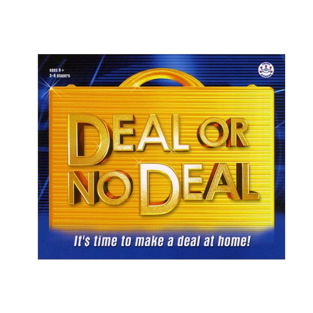 Deal Or No Deal original box