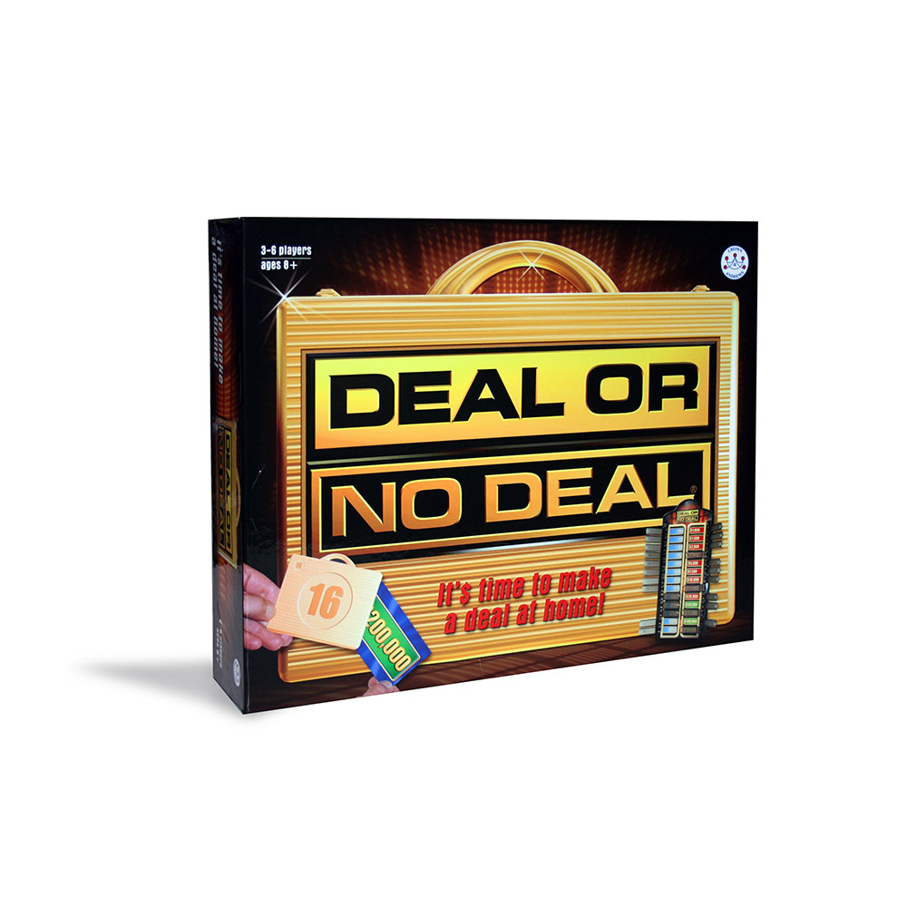 Deal Or No Deal gold box